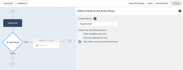 Process Builder for Flow 1 part 2