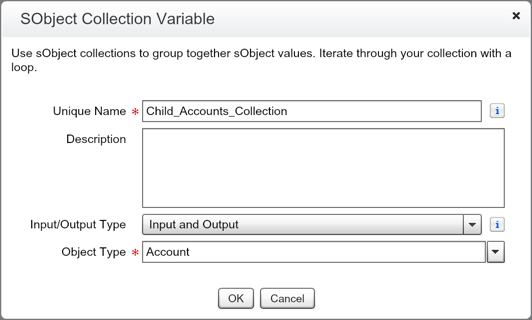 SObject Collection for Accounts