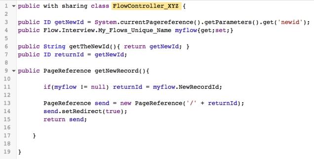 Apex Controller - Name