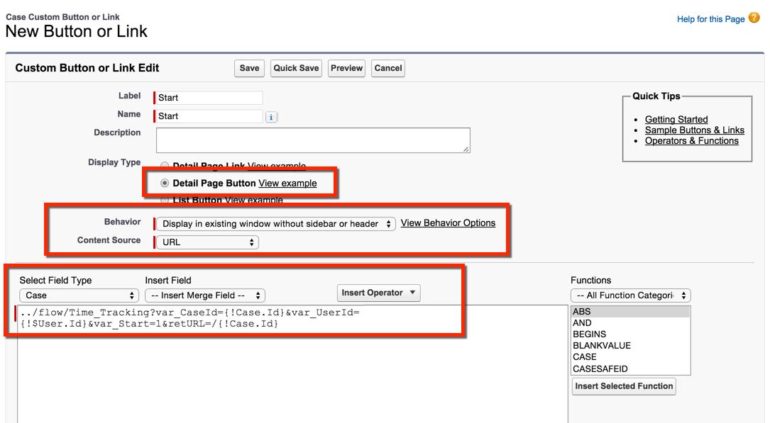 Case Time Tracking | Salesforce Sidekick