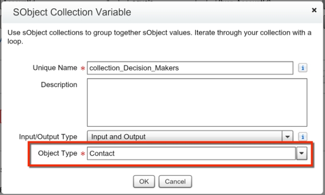Collection Variable