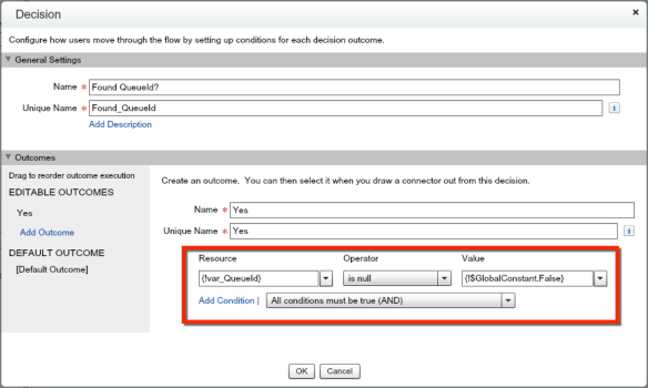 Decisions, your Flow's Test Coverage | Salesforce Sidekick