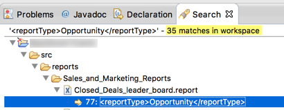 Find Reports