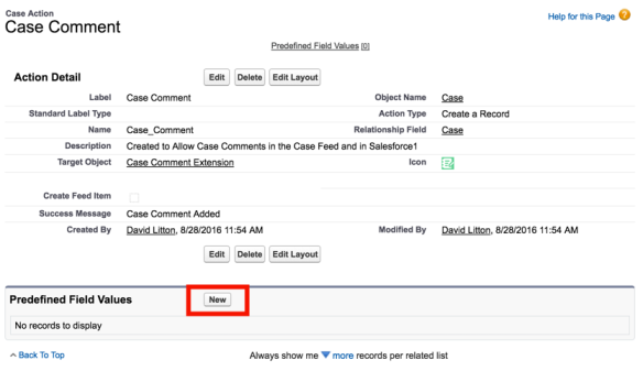 How to use Case Comments with Communities in the Service